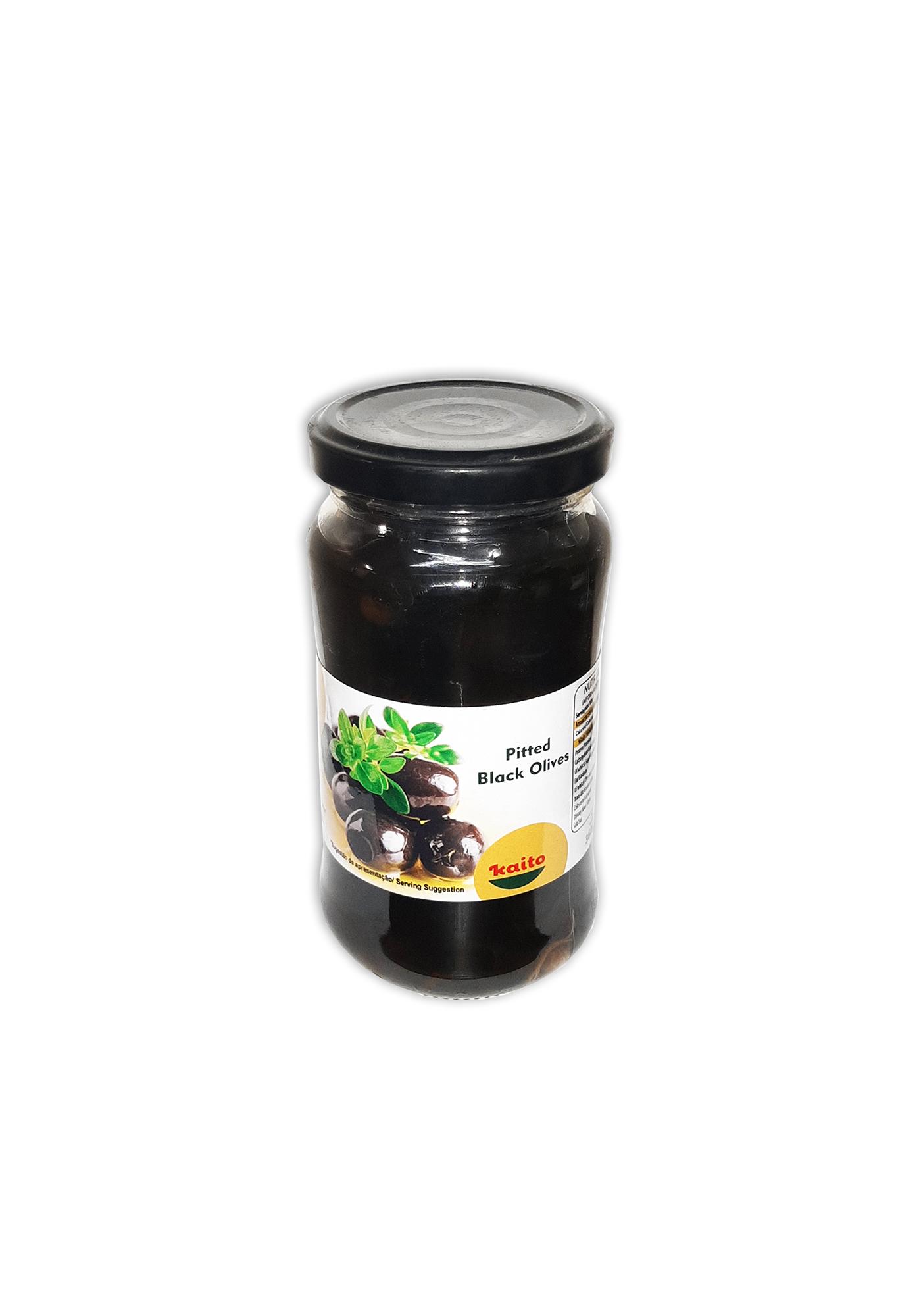azeitona preta s caroco kaito