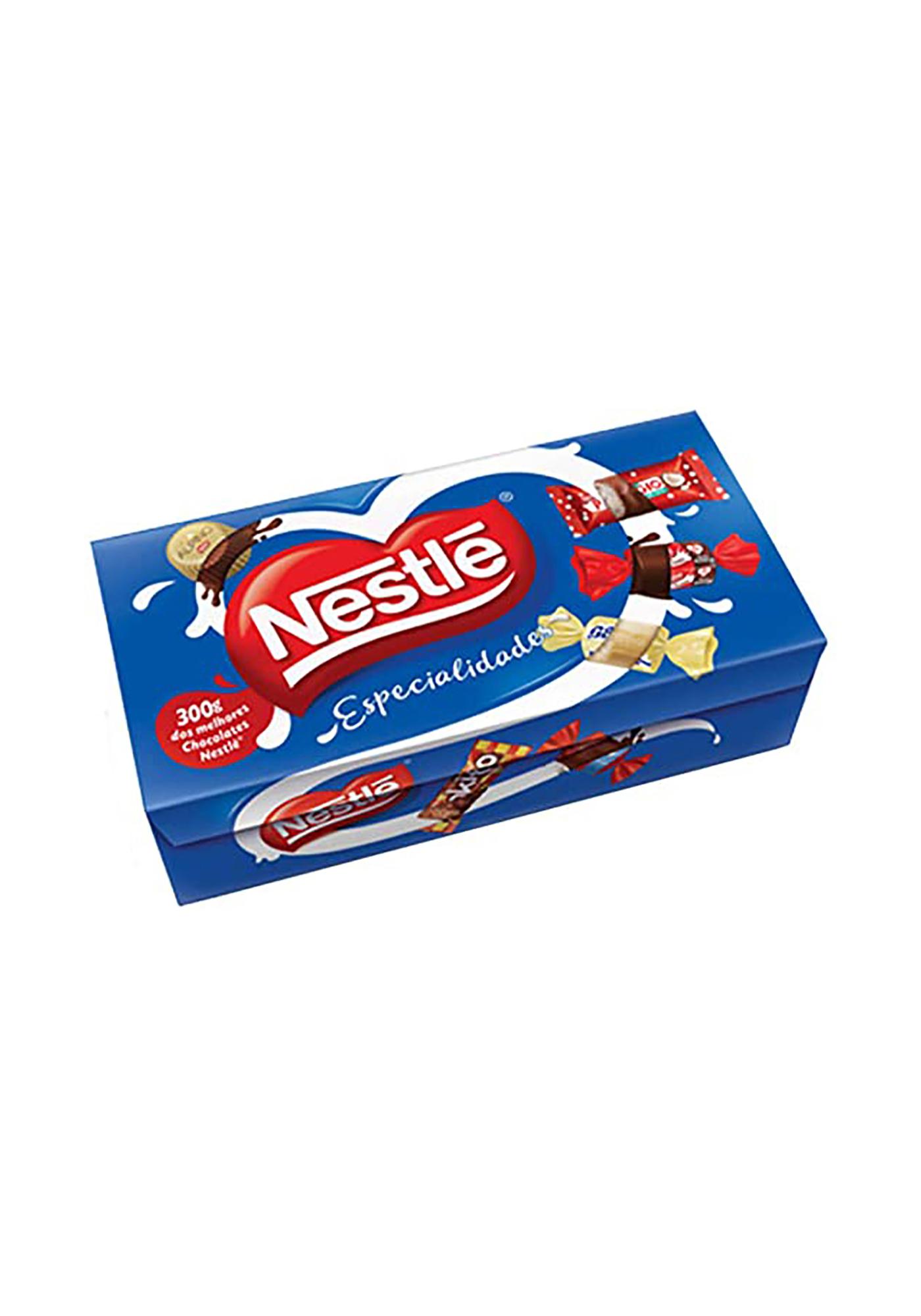 bombons chocolate nestle