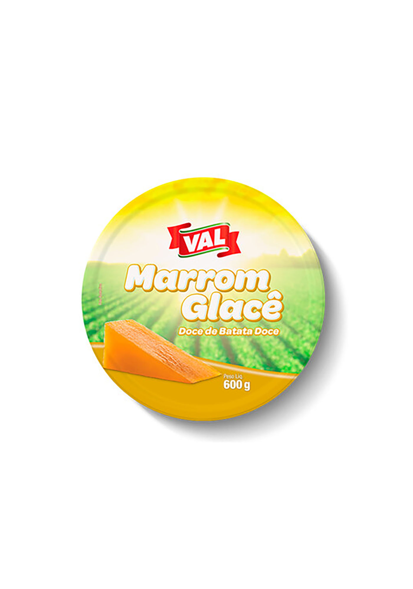 marrom glace val