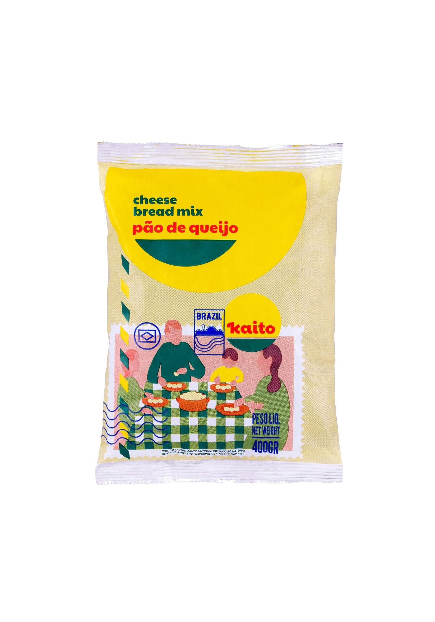 pao de queijo kaito