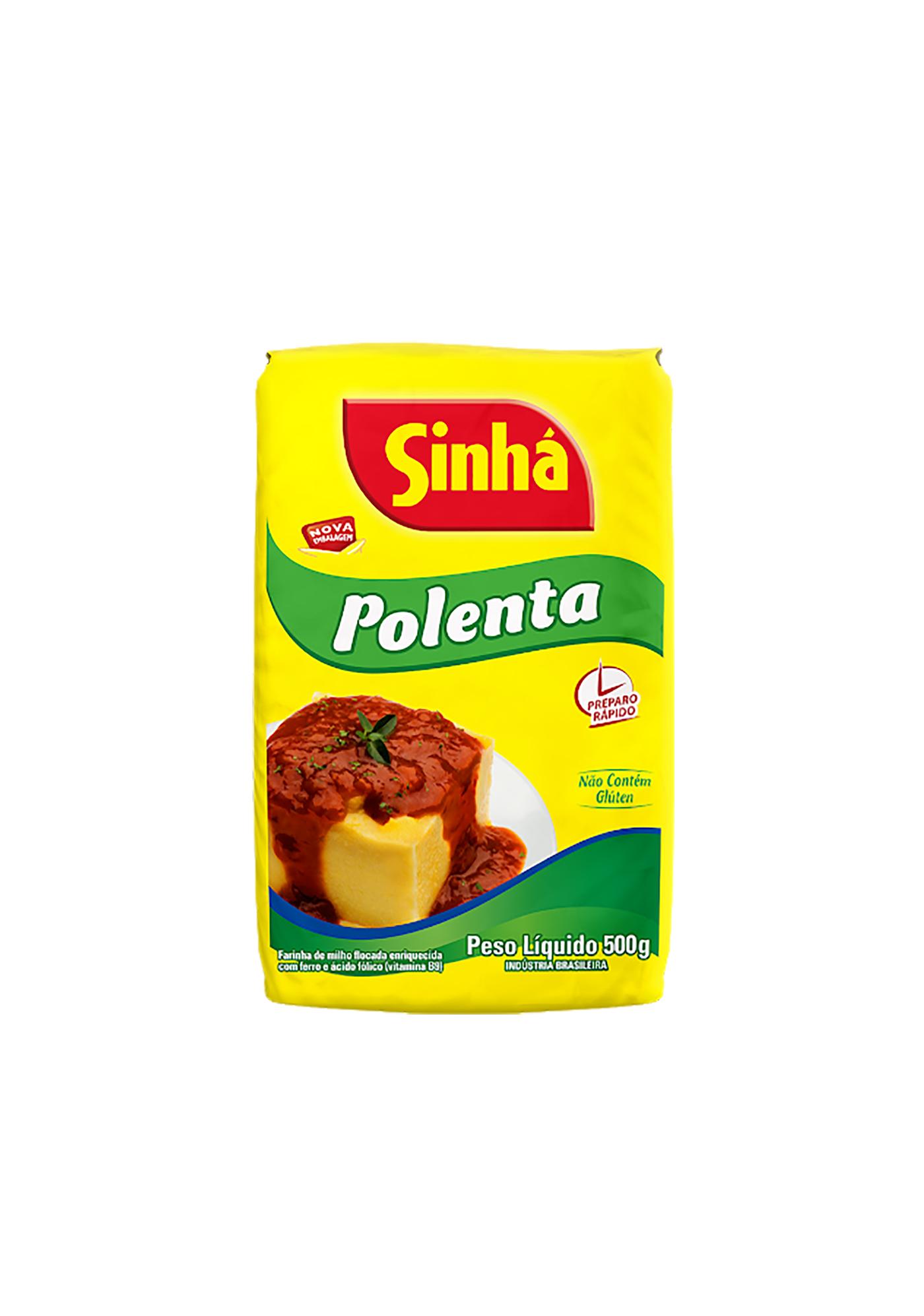 polenta sinha