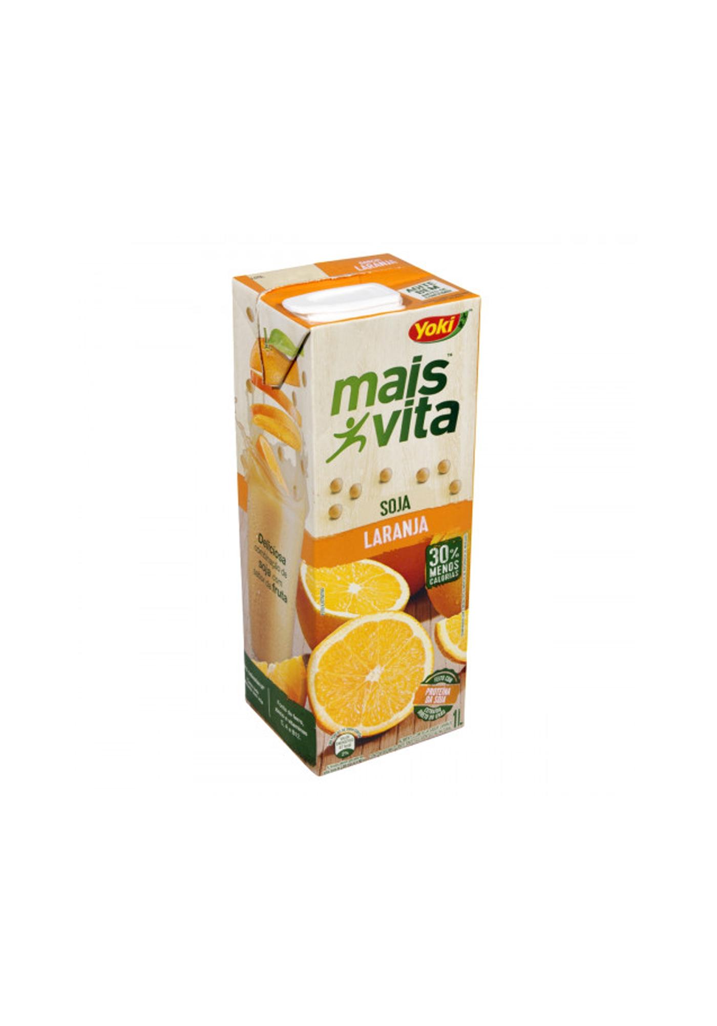 yoki vita laranja